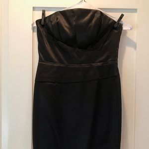 White House Black Market black party dress